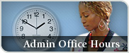 Administrative Office Hours