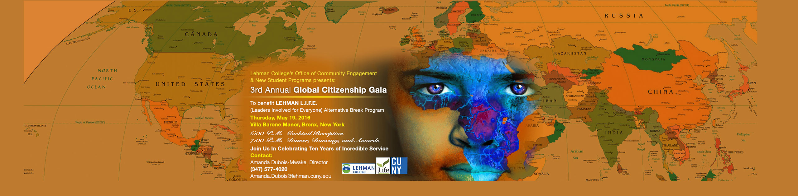 Annual Global Citizenship Gala