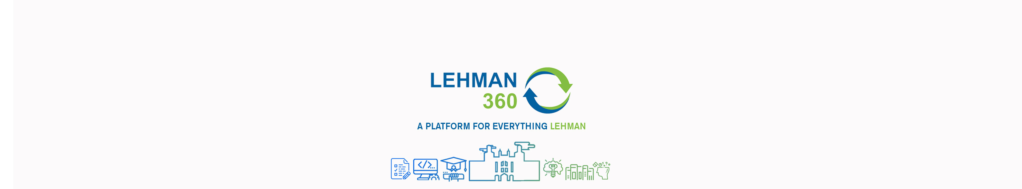 Lehman college lehman 360 a new platform magicingreecefo Image collections