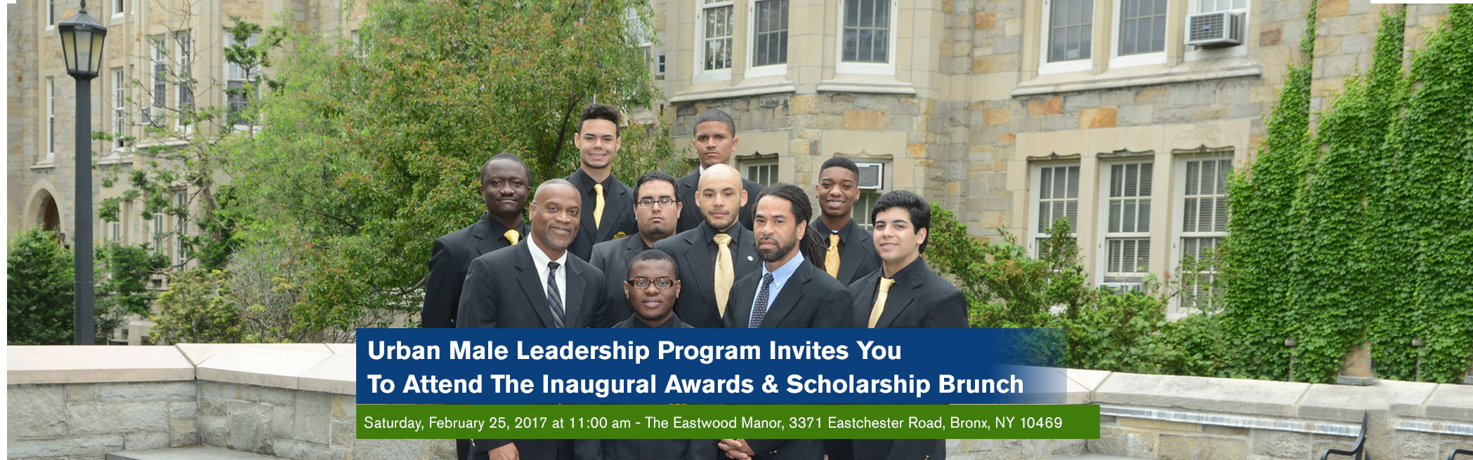 Urban Male Leadership Program