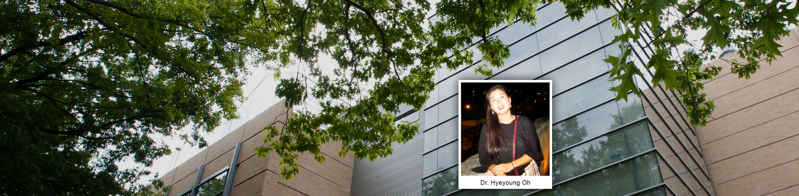 Faculty Dr. Hyeyoung Oh