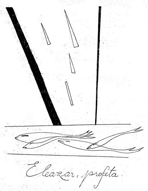 Primer libro de Miguel Ángel Bustos