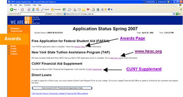 Cuny supplement essay