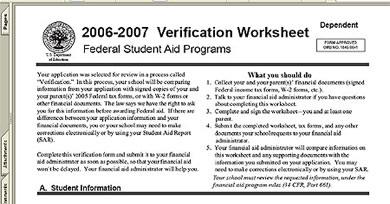 Lehman College - Financial Aid: Navigating Your Financial Aid Screens ...