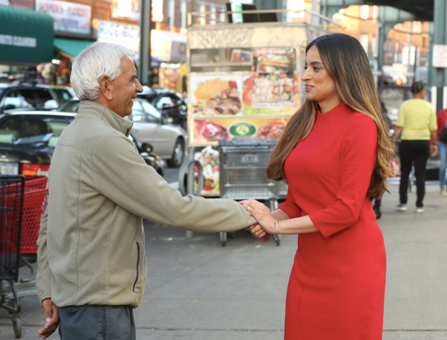 Rajkumar is working to ensure that all New York City residents have the same rights and opportunities to thrive.