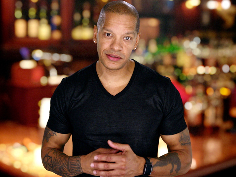 Bronx hip hop celebrity Peter Gunz voiced his support for Lehman College students during the recent online campaign.