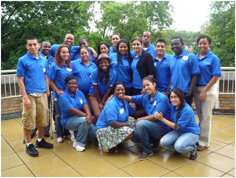 Peer Educator Program Group Photo